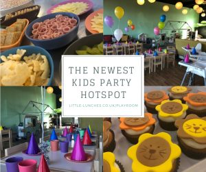 Playroom By Little Lunches Is A Play Café And Childrens